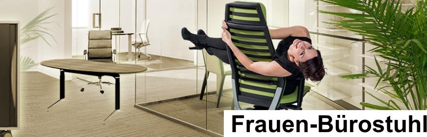 Frauen-Bürostuhl von Bürostuhl Fabrikverkauf Leipzig